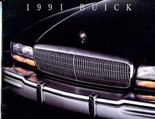 1991 Buick Automobile Brochure EX 061317nonjhe