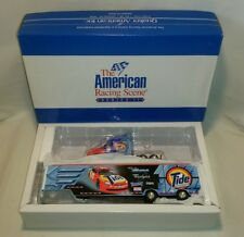 ☆ NEW RARE The American Racing Scene Series II Ricky Rudd Tide  #10 Ford Hauler