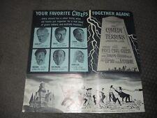 PRESSBOOK Comedy Of Terrors-1963-Boris Karloff~Lorre~Vincent Price-HORROR