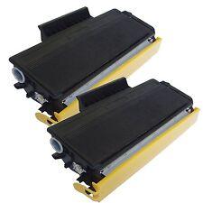 2 Pk TN-580 Toner Cartridge for Brother TN580 HL-5240 HL-5250 HL-5270DN HL-5280