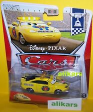 B - CHARLIE CHECKER - #12 Piston Cup Disney Cars auto die-cast Official Pace Car