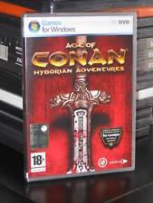 AGE OF CONAN HYBORIAN ADVENTURES GIOCO NUOVO PER PC DVD-ROM EDIZIONE ITALIANA
