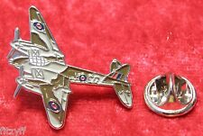 Mosquito WW11 DH Aeroplane Aircraft De Havilland Lapel Pin Badge Air Force Plane
