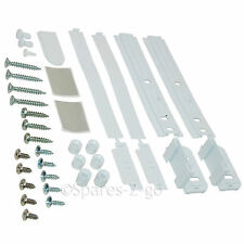WHIRLPOOL PHILIPS Fridge Freezer Decor Door Slider Slide Fixing Kit 481231028208