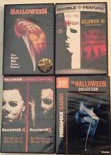 Halloween 1-8 DVD Collection Brand New 1 2 3 4 5 6 7 8 Sealed