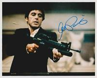 AL PACINO AUTOGRAPHED 8X10 COLOR PHOTO REPRINT (FREE SHIPPING)*