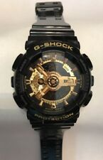 GA-110GbGold Casio Watches G-Shock 20 br Water ResisAnalog Digital X-Large Resin