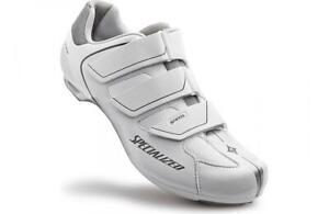 Specialized Spirita Women's Road Shoes, US 11/EU 43, White, 61015-6143