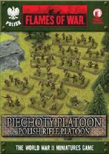 Flames of War - Polish: Piechoty Platoon PBX02