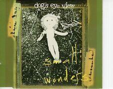 CD DOG'S EYE VIEWsmall wondersFRANCE MAXI CD EX  (A1373)