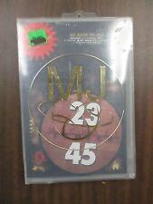 Michael Jordan MJ Pogs Upper Deck Set 101514ame