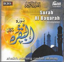SHEIKH MISHRAY RASHID ALFASAY - SURAH AL BAQARAH (COMPLETE) 2 CD'S SET