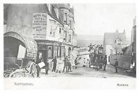 Vintage Repro Postcard, Stagecoach, Royal Oak Hotel, Rottingdean, Sussex DO8