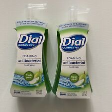 2 Dial  Foaming Hand Soap  7.5 Oz Fresh Pear