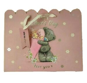 Me To You Tatty Teddy Bear Mother's Day Gift Bags Shopper