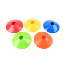 5X Cones Marker Discs Soccer Football Training Sports Entertainment accessoryycy