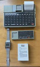 Vintage Rare Seiko UC-2000 Wrist Information System