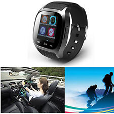 Touch Screen Bluetooth Smart Watch Phone Mate For All Android Samsung LG iPhone