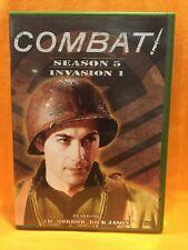 Combat - Season 5: Invasion 1 (DVD, 2005, 4-Disc Set)