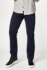MAVI Dark Navy Twill Philip Relaxed Fit Straight Leg Stretch Pants 48 x 36 NWT