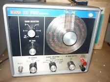 VINTAGE EICO Solid State RF Signal Generator 330  - NICE