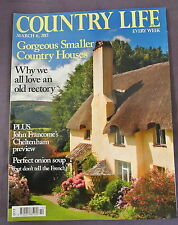 March Country Life Nature, Outdoor & Geography Magazines
