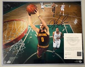 Kevin Love Cavaliers Signed 16x20 Photo Autographed AUTO Upper Deck UDA COA