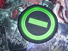 Type O Negative Patch ------------------Carnivore