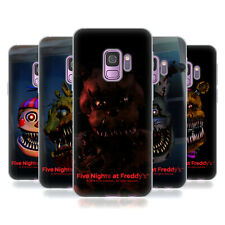 OFFICIAL FIVE NIGHTS AT FREDDY'S GAME 4 GEL CASE FOR SAMSUNG PHONES 1