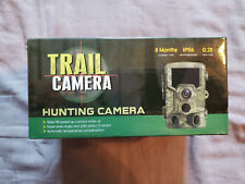 Trail Game Camera, Toguard 12MP 1080P Wildlife Scouting Hunting Camera (Support