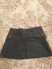 BNWOT Very Trendy Denim Blue Dorothy Perkins Skirt Size 14