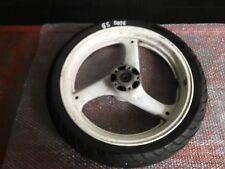 Suzuki GS500E 1994-2001 Front Wheel White