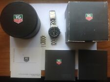 One Owner Tag Heuer Formula 1 Chronograph CA1211-RO
