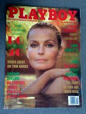Playboy Magazine December 1994 (Bo Derek / cover)