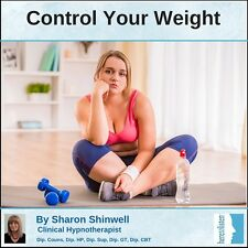 Lose Weight-Weight Loss without Dieting. Self-Hypnosis Audio CD. @HALF PRICE