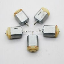 5 pcs Small Electric DC Toy Motor 6v, High-speed, for RC Toys and RC Cars