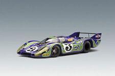 """1:18 Autoart PORSCHE 917 LH L. M.1970 """" Hippie """" 2nd Position Larrousse/Kauhsen#"""