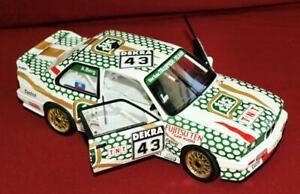 1991 DTM Champion #43 BMW E30 M3 ALEN BERG TEAM TAUER TicTac DEKRA 1/18 SOLIDO
