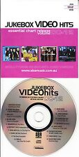 VCD KILLING HEIDI ROBBIE WILLIAMS THE CORRS BLINK 182 BACKSTREET BOYS MODJO
