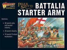 Warlord Pike & Shotte - Battalia Starter Army 28mm Plastic ECW TYW
