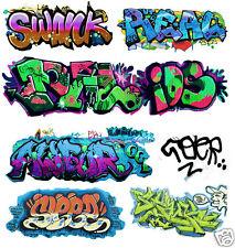 O Scale Custom Graffiti Decals #10 - Weather Your Box Cars, Gondolas & Hoppers!