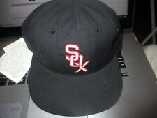 NWT 90's 1951-63 CHICAGO WHITE SOX Size 7 Wool Hat ROMAN PRO Leather Sweat Band