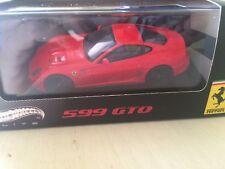 FERRARI  599 GTO     HOTWHEELS   NEUVE 1/43