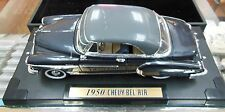 1950 Chevy Bel Air Deluxe Die Cast 1:18 Scale on Base no Box
