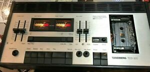 Tandberg TCD 320 Cassette Deck