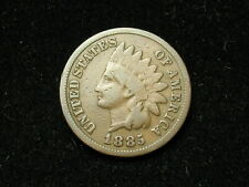 SUMMER SALE!! 1885 INDIAN HEAD CENT PENNY * NICE COLLECTIBLE U.S. COIN #148s