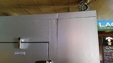 walk-in cooler 6 x8 x 8 box only