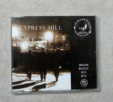 "CD AUDIO MUSIQUE INT / CYPRESS HILL ""BOOM BIDDY BYE BYE"" 1996 CDS 6T COLUMBIA"