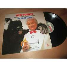 TITO PUENTE & HIS LATIN ENSEMBLE AND ORCHESTRA un poco loco CONCORD JAZZ Lp 87