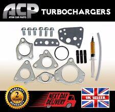 GUARNIZIONE turbocompressore/Kit di Montaggio per Mercedes E, M, Classe GL, Sprinter, Jeep.